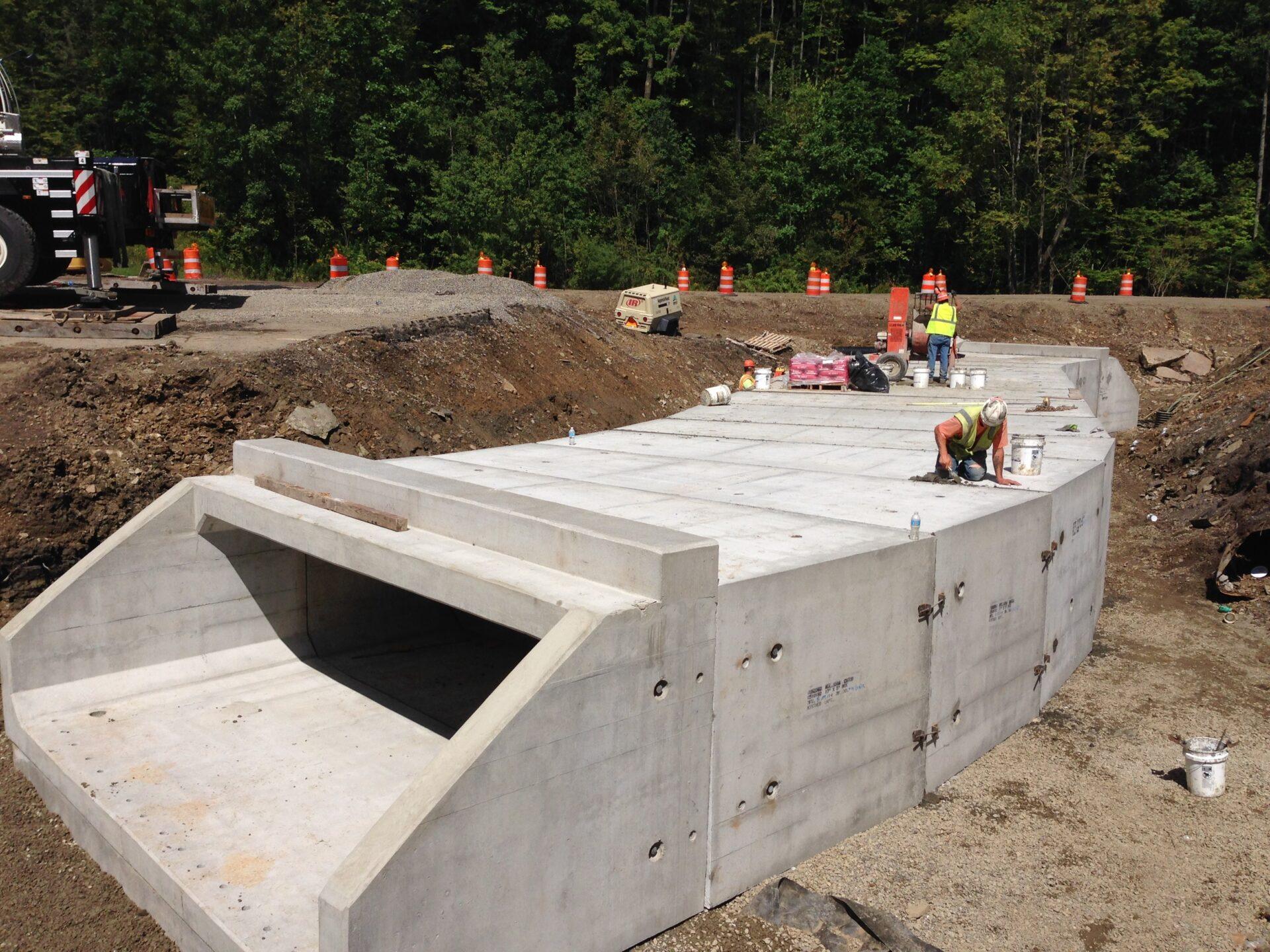 Bridges & Highways Products - Kistner Concrete Inc